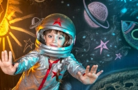 День космонавтики 2019 в МУК «Шашковский ЦД»