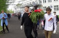 Мероприятия к 74 годовщины Победы в ВОВ в Шашково