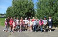 Конкурс «Рисуем лето» в деревне Шашково